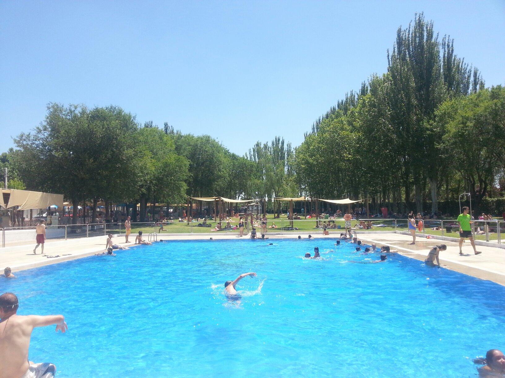 piscina verano en moraleja de enmedio instinto deportivo
